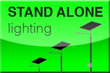 Stand Alone Street lighting